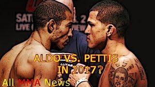 Jose Aldo vs. Anthony Pettis - Chael Sonnen and Malki Kawa discuss a Featherweight clash