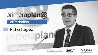Primera Plan@ - PATXI LOPEZ