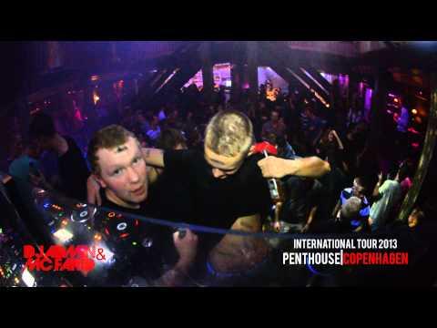 DJ Admin & MC Farid @ Club Penthouse Copenhagen