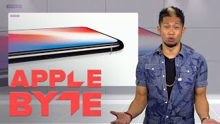 Reactions to the iPhone X, iPhone 8/8 Plus and Apple Watch Series 3 (Apple Byte) thumbnail