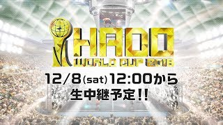 HADO WORLD CUP 2018<全試合>