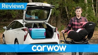 Toyota Prius 2018 practicality review | Mat Watson Reviews