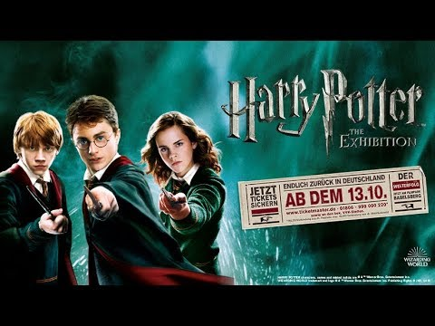 Harry Potter The Exhibition Deutschland
