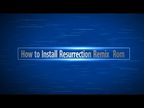 How to install Resurrection Remix  ROM v5.5.9 Build 7.0 in Asus  Zenfone 5