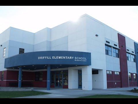 Driffill Elementary School - New School Building Dedication - 1-25-14