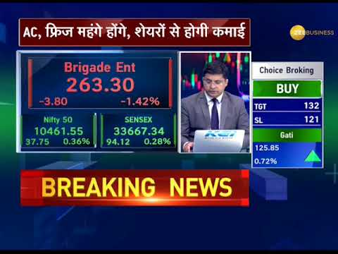 First Trade: Nifty 50 and sensex trading in green mark