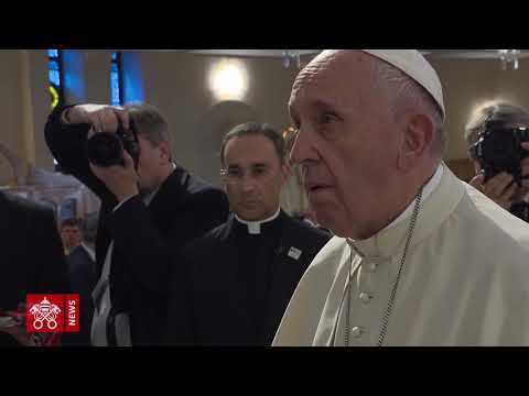 One day in 60 seconds: Pope Francis in Romania 01 06 2019