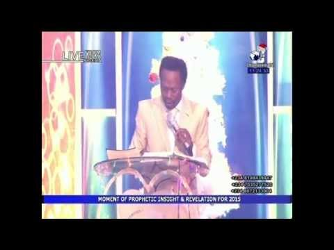 prophecy on Zambia's 2015 elections by Prophet Joshua Iginla