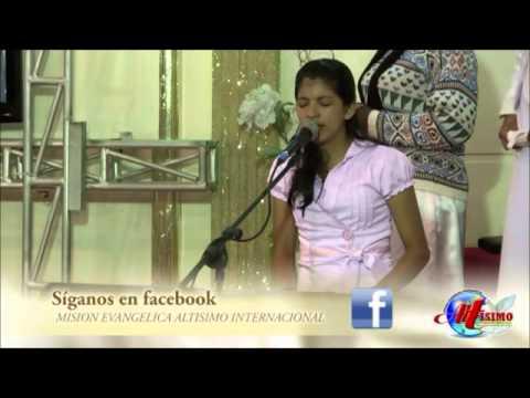 Salmista Gabriela Galarza