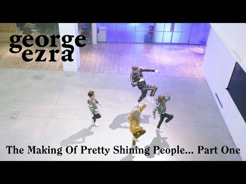 George Ezra - The Making Of Pretty Shining People (Part One)