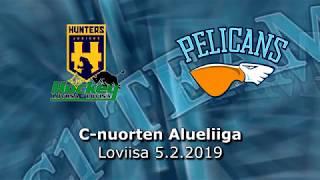 Ti 5.2. LJK/Hunters - Pelicans C1 Team