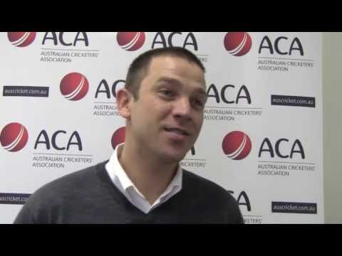 Getting to Know Graham Manou (Manager of Cricket Operations & Membership)