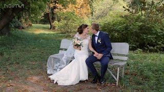 Самый красивый  романтичный свадебный клип - видеосъемка свадеб в Харькове, Днепропетровске