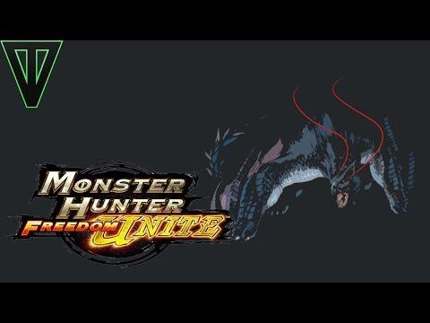 Monster Hunter Freedom Unite - Sunday Post Turkey Day Chill