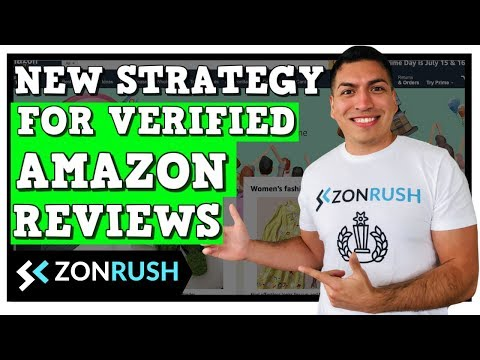 New Amazon Review Strategy - How To Get Verified Reviews Fast In 2019