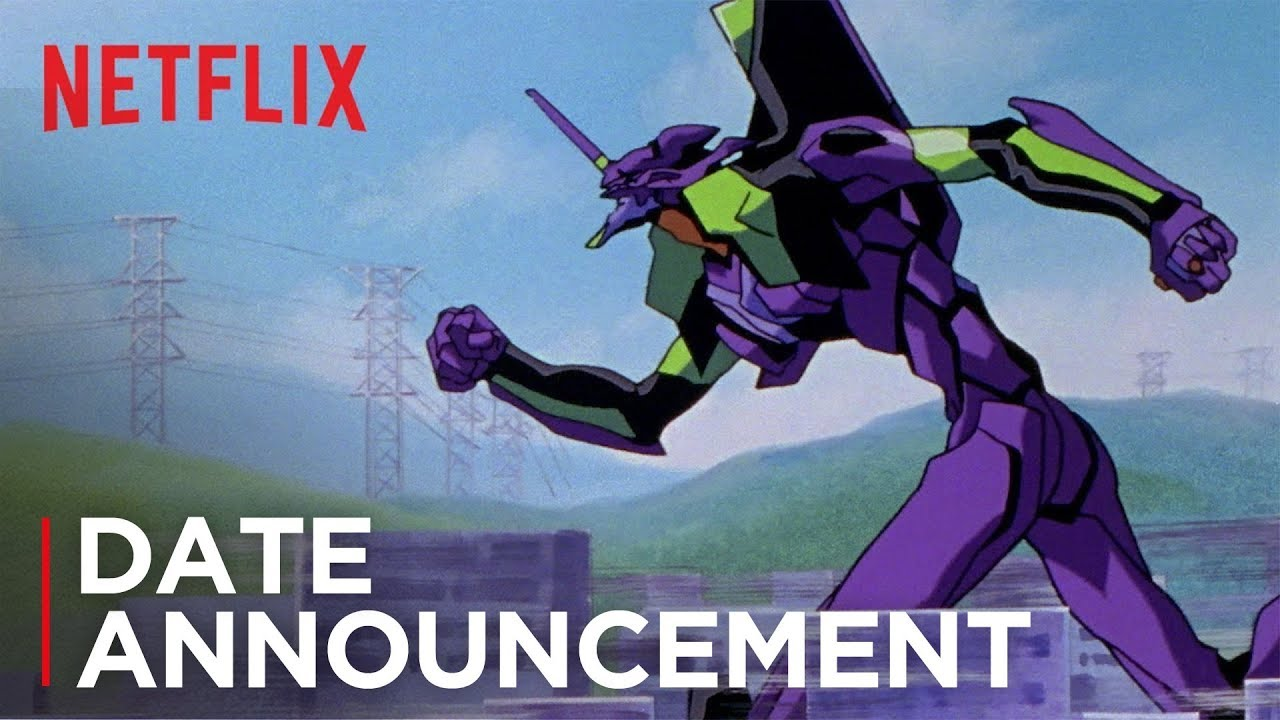 Why Netflix S Evangelion Is Controversial And Essential