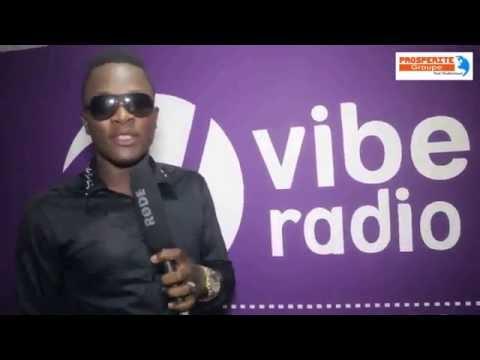 IMILO LECHANCEUXE mission Radio ZENITH ET VIBE /Prosperite Groupe Abidjan 2016