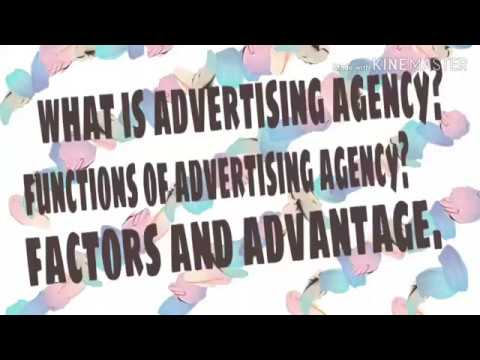 What Is Advertising Agency?    Functions And Role Of Advertising Agency?