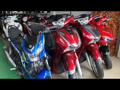 Honda Vario Sh PCX, Satria, Exciter & Nhiều Loại Xe Máy Cũ Khác | Mkt
