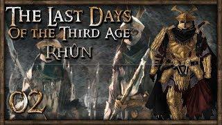 [2] THE GOLDEN HORDE RISES! - M&B: Warband (The Last Days - Rhun)