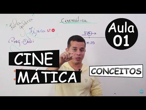 Download Aula 01 - Cinemática - Conceitos Iniciais