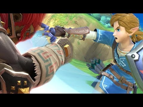 Link Feels like a NEW Character in Smash Ultimate