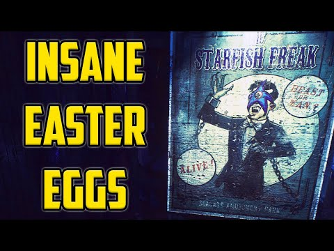 5 Insane Easter Eggs in the Batman Arkham Series |