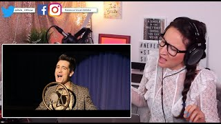Gambar cover Vocal Coach Reacts - Panic! At The Disco - Into the Unknown (FROZEN 2)