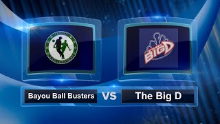 BBB vs The Big D - Quarter Finals - Dallas Kickball Open #DKO2015