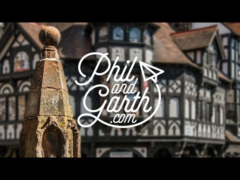 Experience Chester, England in 60 Seconds