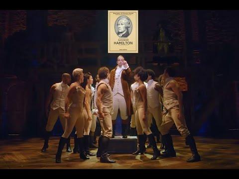 Alexander Hamilton Book Trailer - Hamilton Musical By John Smith