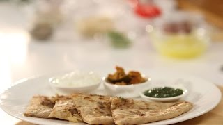 Breakfast Aloo Parantha- Punjabi Style