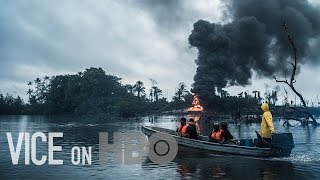 Download The Battle Raging In Nigeria Over Control Of Oil | VICE on HBO Mp3 and Videos