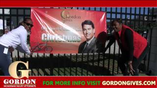 300+ FREE Bicycle Giveaway 2015 | Gordon Gives | Gordon McKernan Injury Attorneys