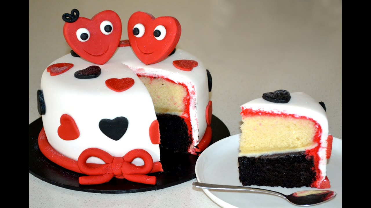 Ein weiteres Bild von valentine day cakes Valentine Day Cakes