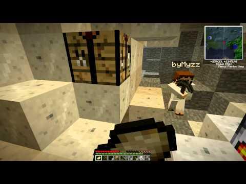 Minecraft | Mods c/Myzz Episodio 1