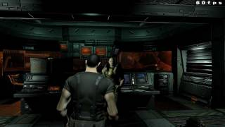 DOOM 3 / High Res Textures / SikkMod 1.1 / Gameplay 1080p HD
