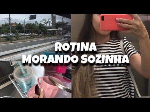 1 DIA COMIGO: ROTINA MORANDO SOZINHA