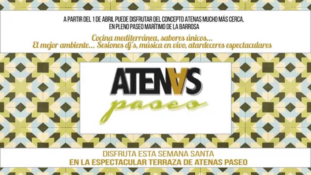 Atenas Paseo Chiclana Actuaciones En Directo 4 Y 5 De Abril 2015