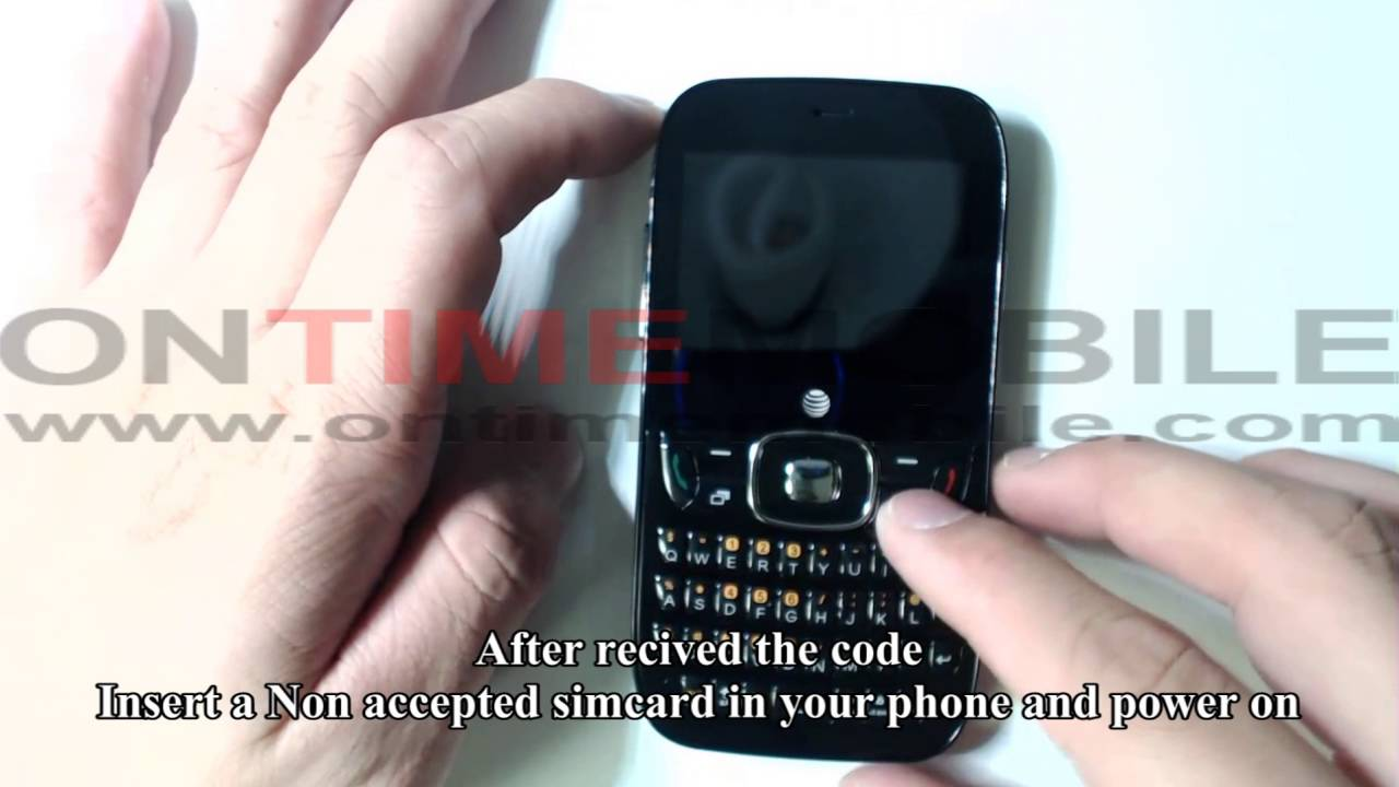 How to unlock or How to check IMEI on ZTE Z432 at&t cricket