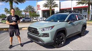 Is the 2020 Toyota RAV4 TRD Off Road WORTH the extra MONEY?