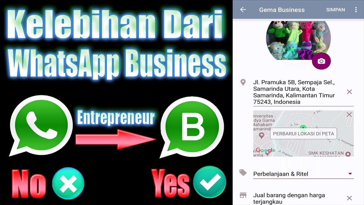 Keunggulan Fitur Yang Dimiliki Aplikasi Whatsapp Business Youtube