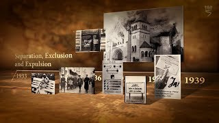 What is the Holocaust Part 3/7: Separation, Exclusion, and Expulsion (1933-1939)