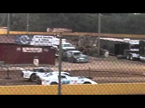 dustin duncan heat part 2 at lake cumberland speedway 6 2 12