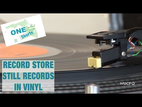 ONE Short: Vinyl Lives...at Rabbitfoot Record Store