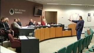 Caught on Tape: Gunman Takes School Board Hostage