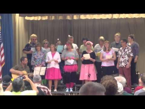 Cherryfield Elementary Schools Teachers Spring Concert 6/1/15