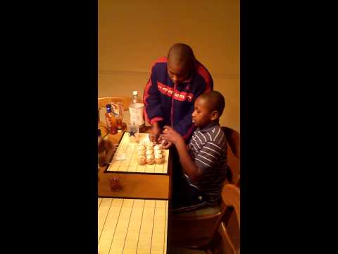 Brother and Sister Sings Happy Birthday to Younger Brother! Too Funny!!!
