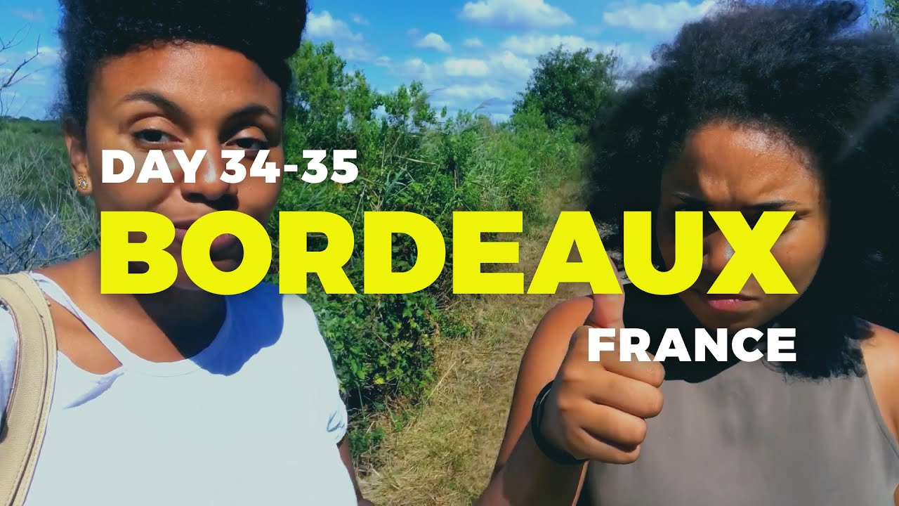 Download Swamp? Swans? Is This Bordeaux or Mississippi? - 13-14 Aug 2018 | France Vlog | Travel Diary S01