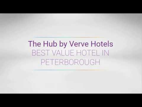 The Hub Hotel in Peterborough